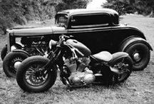 Automobiles and Motorcyles / by Lindsey Ventre