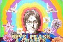 A Peace Of Art / John Lennon In Art / by Ralph Sileo