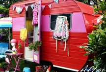 Vintage Campers / by Loyal Order of the Glamper