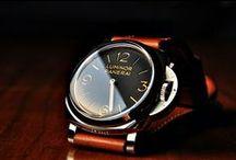 Men's Watches / by Anderson McQueen