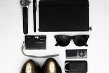 Men's Accessories / Bags, eye wears, jewelries, and other accessories for men.  / by Anderson McQueen