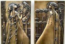 Design: Mackintosh, Charles Rennie & Glasgow School  / Architect and designer in Scotland / by Sanette
