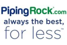 Piping Rock / always the best, for less! visit us today at PipingRock.com! / by Piping Rock Health Products