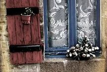 Windows | Doors / by Ana Stanjo