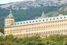 Spanish Royal Palaces / by Robert levitan