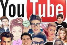 Youtubers!<3!!!! / by Hannah Gonzales