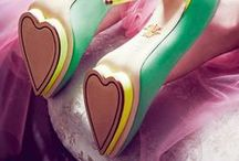 Fabulous Shoes / by Amanda Mielke