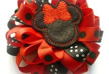 Hair bows / Hairbows easy to do!  / by Vane Maradiaga
