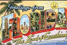 Florida, my state... / 1986...... / by Susan P.