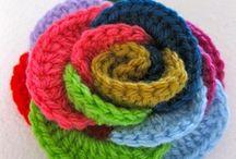 Crochet Flowers  / by Diane Rose