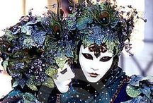 Masquerade / by Lynda Pitman