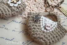Crochet & Knitting Always: Misc. Fun Things :) / Crochet and knitting inspiration and pattern links for fun smaller projects. / by Kim Olson