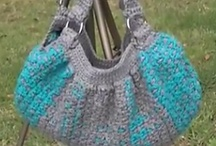 Crocheting Always:  Bags & Purses / Crochet inspiration and pattern links for bags and purses. / by Kim Olson