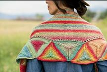 ✽ Knitting ~ Shawls & Scarfs ✽ / by TarjaB ✿