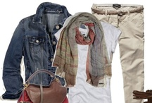 Jean Jackets / Denim. Jackets. Dress it up, dress it down. Anyway you want it...a jeans jacket is magic! / by Susan Leahy