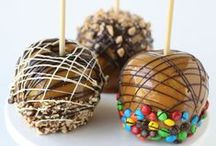 Fall Treats and Ideas / Creative and delicious ideas for fall   / by Glorious Treats