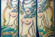 tattoos / by Beth Trafton
