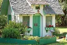 Cozy Cottages / by Zippyrose Alexander