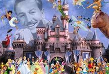 The Wonderful World Of Disney / No one is ever too old for Disney <3 / by Colleen Nicholas
