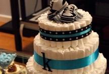 Diaper Cake Ideas / by Lauren Kalivas