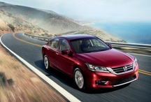 2013 Honda Accord—Built with you Mind / Introducing the all-new ninth-generation Honda Accord, with an elegant combination of styling and new technologies. / by Honda
