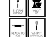 makeover :: kitchen / My kitchen needs a makeover.  These are the REAL plans I'm going to execute.   / by Carey Pace