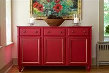 makeover :: dining room / My Dining Room needs a makeover.  These are the REAL plans I'm going to execute.   / by Carey Pace