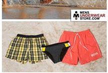 Men's Swimwear / The hottest summer swimwear from top designers at MensUnderwearStore.com. / by MensUnderwearStore.com