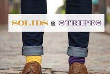 Men's Socks / Put your most stylish foot forward at mensunderwearstore.com. / by MensUnderwearStore.com