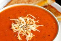 Soups & Stews / by Glorious Treats