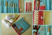 My idea of lovely crochet / by Stitchee