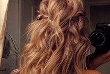 Make my hair perrrrty / by Kimberly Mahan