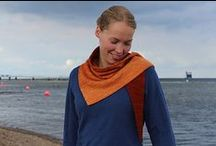 The sound of my knitting needles / My knitwear designs / by Meermädchen