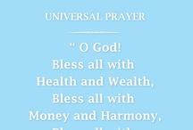 Universal Prayer by Jeevanviyda in all Languages / Universal Prayer by Jeevanviyda in all Languages / by Jeevanvidya Mission