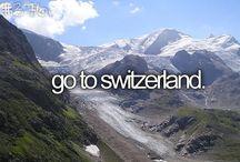 Switzerland / by Corina Icabalceta