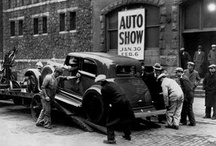 A Timeless Tradition / First staged in 1901, the Chicago Auto Show is the largest auto show in North America and has been held more times than any other auto exposition on the continent. / by ChiAutoShow
