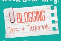 Blogging: Tips / by Maureen (BookishMagpie)