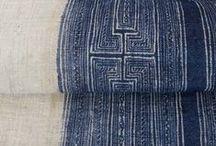 TextiL / fabric, patterns, telas, estampa, stamp, fabrics, tissu, wax, vlisco, bordado, embroidery, handicraft, linen, lino, cotton, dye, tinte, tint, tinge, stain, teñir, algodón, tela, seda, patrones, moda, fashion, african, textil / by Irene