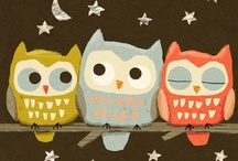 Children's Illustration / by Carys Williams