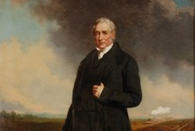 Famous engineers / Portraits, drawings and other bits of/by some of our greatest engineers. See more at http://j.mp/12CG0rS / by Institution of Mechanical Engineers (IMechE)