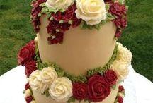 Wedding Cakes / by Christy Kittell