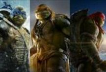 Teenage Mutant Ninja Turtles / by ComicBookMovie