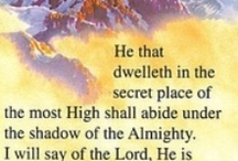 Bible Scripture / by Sabrina Brock