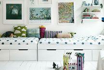 Kids rooms/nurseries / by Jenna Vela