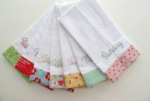 Sewing / A collection of sewing projects to keep my hands occupied for many hours! / by Candice