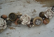 Jewelry / Jewerly making ideas and cute ways to display/hang the baubles I create. / by Candice