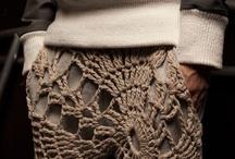 Crochet - Wanna wear it ? / by Hilaria Fina