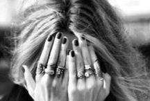 Shoot Black & White / by Hilaria Fina
