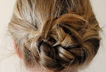 It's hair & makeup / Hair.  Makeup.  Beauty. / by Michelle Sievert