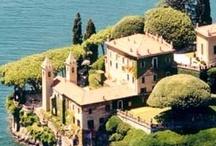 Italian Lake House / by VandM.com